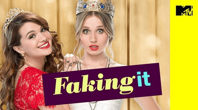 Faking it za granicą na player